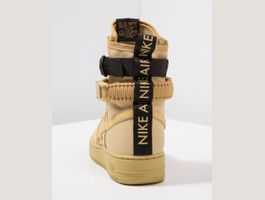 Nike Sneaker High - club gold/black