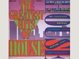 THE GREATEST HITS OF HOUSE (2 LPs)