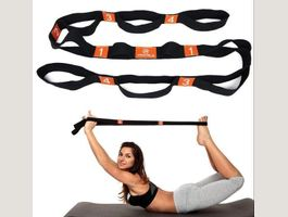 Yoga Stretch Strap Trainer - Élasticité