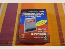 Action Replay für Playstation 1