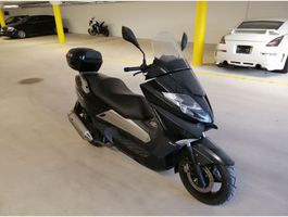 TELL Silver Blade 125i