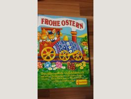 Buch frohe Ostern
