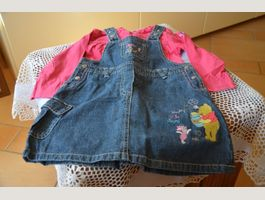 TAILLE 92 - ROBE WINNIE THE POOH