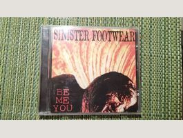 """CD Sinister Footwear """"be me you"""""""