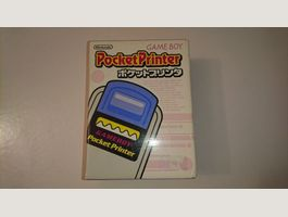 GameBoy Pocket Printer in OVP