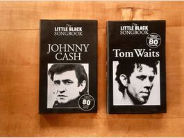 Tom Waits, Johnny Cash 2 Songbooks
