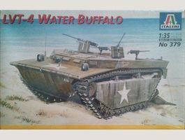 LVT-4 Water Buffalo 1/35