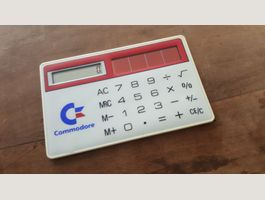 Commodore   ---   Give Away