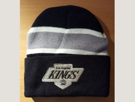 STRICK MÜTZE / LOS ANGELES KINGS *NEU*