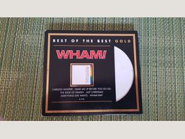 """CD Wham! """"Best Of The Best Gold"""""""