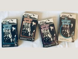 "VHS Videos ""The Addams Family"""