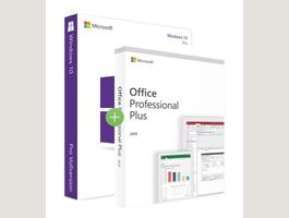 Windows 10 PRO + Office 2019 Prof+