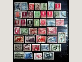 ARGENTINE  TIMBRES OBLITERES /M42