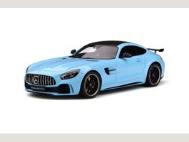 Merceds AMG GT-R blue 1/18 NEU ltd.