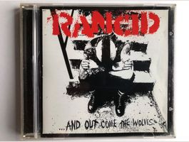 Rancid CD - ..And Out Come The Wolves