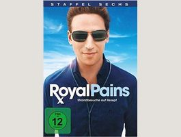 Royal Pains - Staffel 6 (3 DVDs)