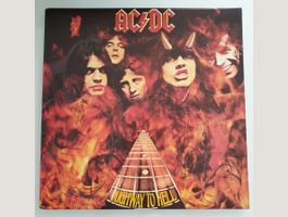 AC/DC Highway To Hell 1st Australian