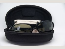 HARLEY DAVIDSON BRILLE GREEN FLAMES TOP