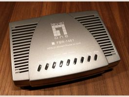 Level One ADSL2+ Modem Router