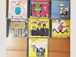 The Toy Dolls - Sammlung (7 Releases)