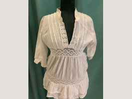 Top/ Bluse weiss