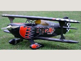 Pitts S-25 Prometheus Spw 1290mm ab Fr 1