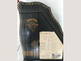 antike Reform - Zither