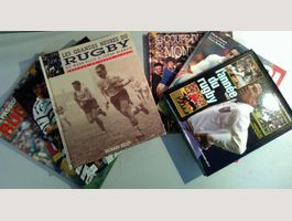 Collection Rugby (6 livres)