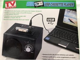 Retro USB Kassetten Player