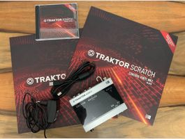 TRAKTOR AUDIO 6 (Native Instruments)