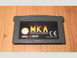 Mortal Kombat Advance (GBA)