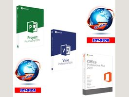 Project-Visio-Office-ProPlus-2019 Bundle