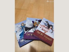 OhMyGoddess  Serie als Deluxe Edition