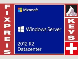 Windows Server 2012 R2 DataCenter 5 CAL