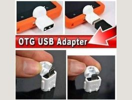 Robot Micro USB Host OTG Adapter