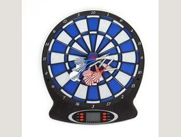 Elektronik Dartboard + Dart Board