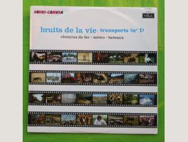 Audio-Camera – Bruits De La Vie