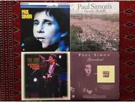 Paul Simon Lot Sammlung 4 Laserdisc TOP