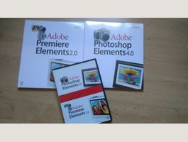 Adobe Photoshop 4.0 und Premiere 2.0