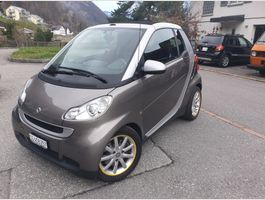 SMART fortwo passion mhd softouch
