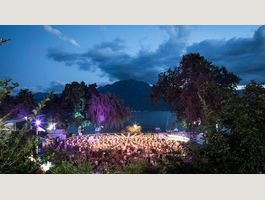 Montreux Jazz Festival - Logis in Blonay