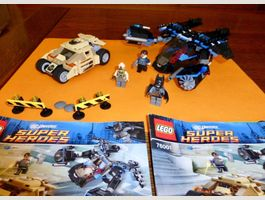 Lego Super Heroes/ 76001 Tumbler Chase