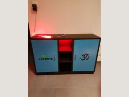 Sideboard lackiert mit LED Beleuchtung