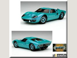 Ford GT 40, Standox indianapolis green