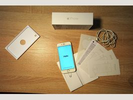iPhone 6, 64GB, weiss