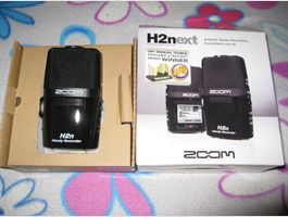ZOOM H2NEXT, HANDY RECORDER. NEU!  69.00