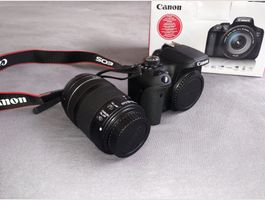 Canon EOS 750D (EF-S 18-135 IS STM Kit)