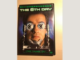 DVD - The 6th day