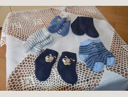 N0 15-18 - 5 CHAUSSETTES