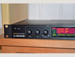 t.c. electronic M-One Dual FX Prozessor